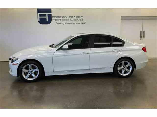 2014 BMW 3 Series   1002186