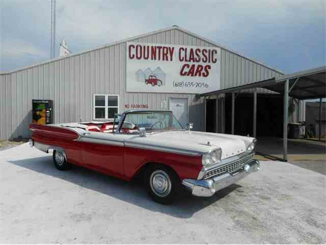 1959 Ford Galaxie | 1000219
