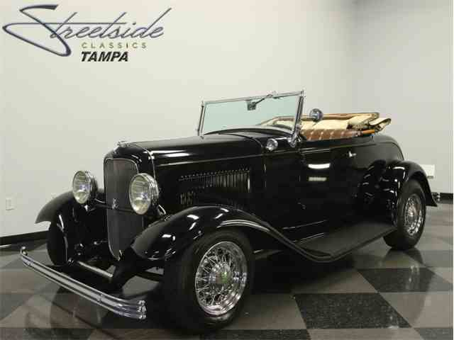 1932 Ford Cabriolet | 1002190