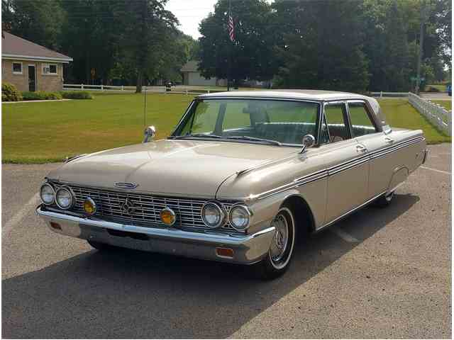 1962 FORD GALAXIE  500 | 1002192