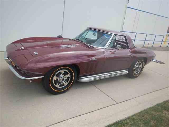 1966 Chevrolet Corvette | 1002196