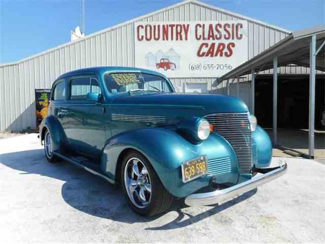 1939 Chevrolet 210 | 1000220