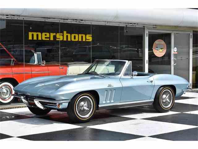 1966 Chevrolet Corvette | 1002207