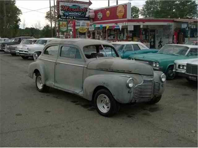 1941 Chevrolet 2-Dr Coupe | 1002214