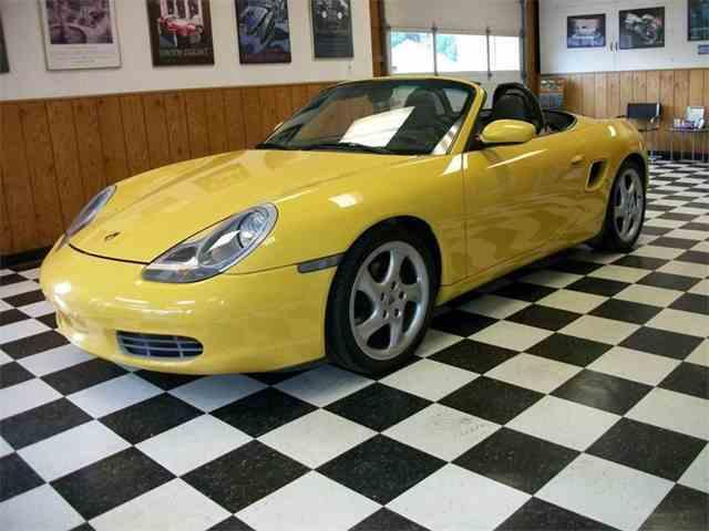 2001 Porsche Boxster | 1002217