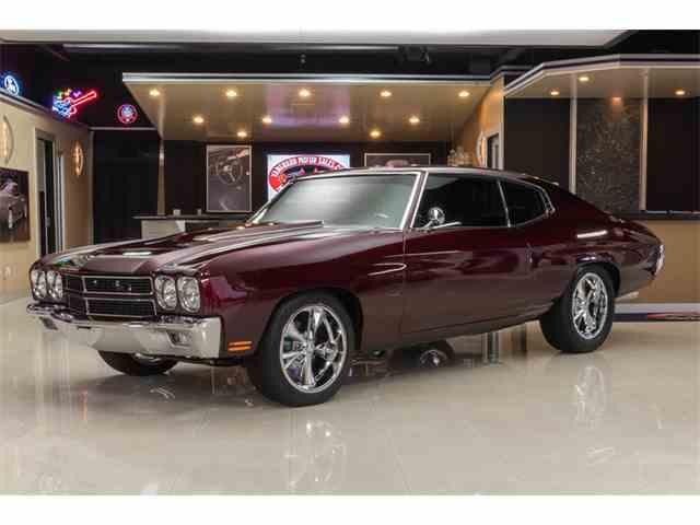 1970 Chevrolet Chevelle | 1002221
