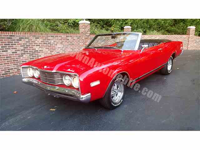 1968 Mercury Montego Convertible | 1002224