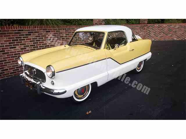 1956 Nash Metropolitan | 1002225