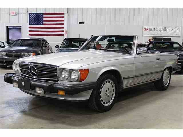 1986 Mercedes-Benz 560SL | 1002233