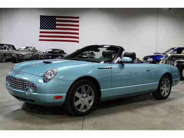 2002 Ford Thunderbird | 1002235