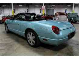 2002 Ford Thunderbird for Sale - CC-1002235