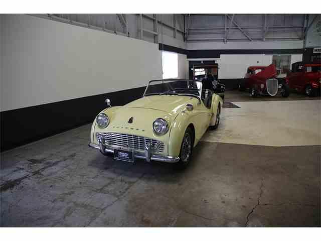 1958 Triumph TR3A | 1002238