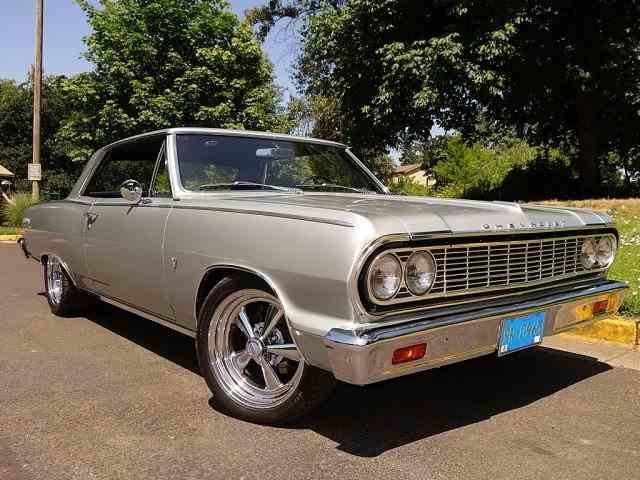 1964 Chevrolet Malibu SS | 1000224