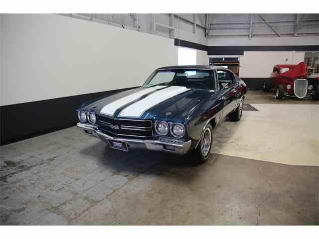 1970 Chevrolet Chevelle | 1002240