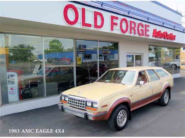 1983 AMC Eagle   1002242
