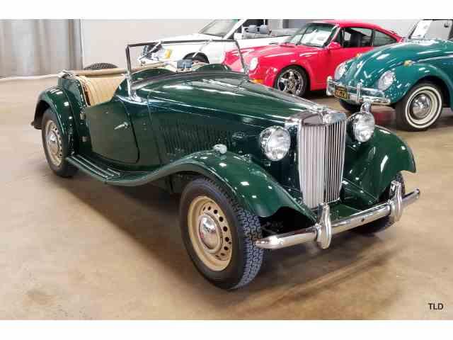 1952 MG TD | 1002247
