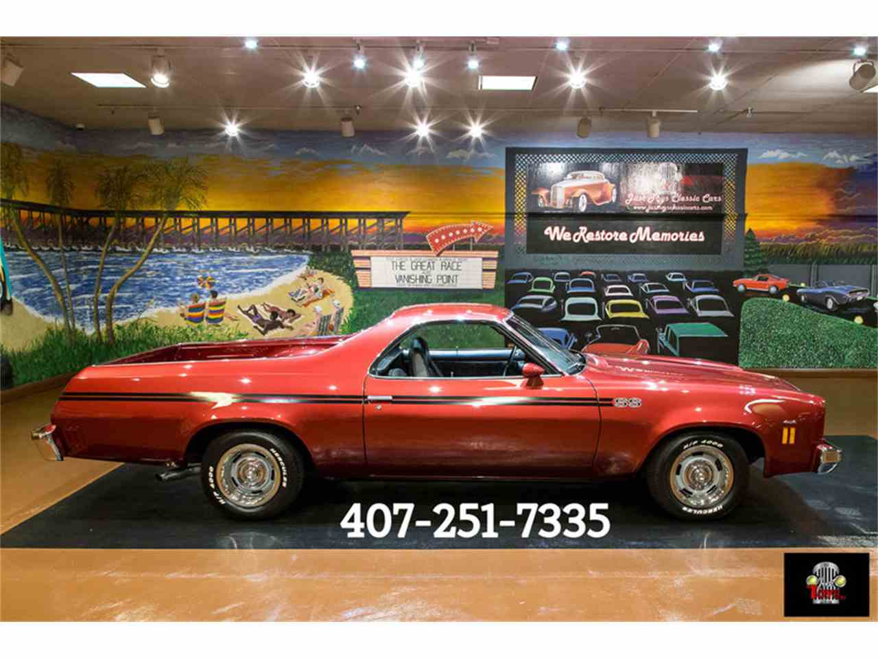 1974 Chevrolet El Camino SS for Sale - CC-1002248