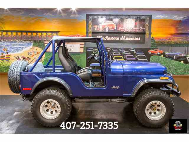 Picture of '73 CJ - LHCA