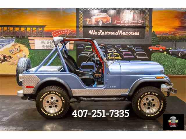1980 Jeep Wrangler | 1002251
