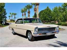 1966 Chevrolet Nova for Sale - CC-1002252
