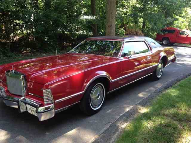 1976 Lincoln Continental Mark IV | 1002254