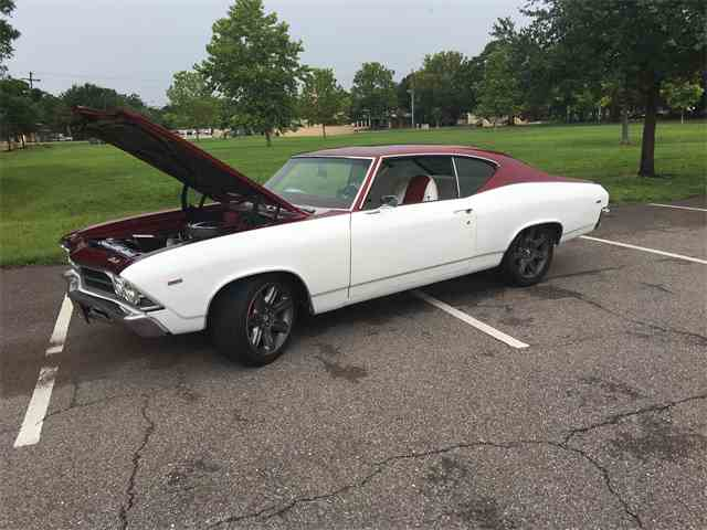 1969 Chevrolet Chevelle | 1002255