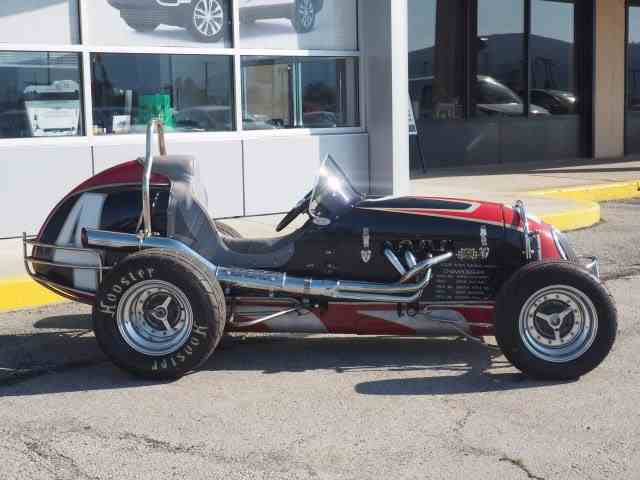 1946 Frank Kurtis Company Midget Race Car | 1002256