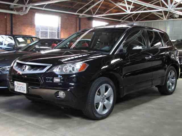 2007 Acura RDX | 1002257