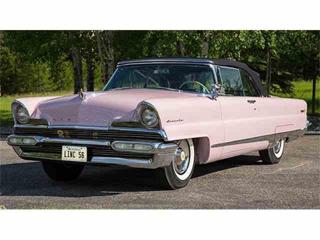 1956 Lincoln Premiere | 1002260