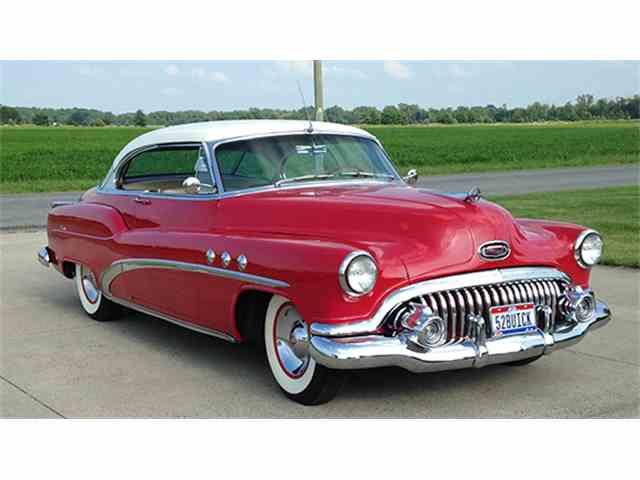 1952 Buick Super Riviera | 1002263