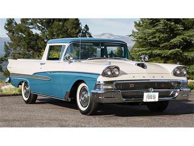 1957 to 1959 ford ranchero for sale on. Black Bedroom Furniture Sets. Home Design Ideas