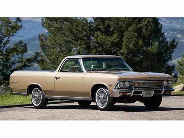 1966 Chevrolet El Camino | 1002273