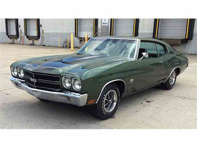 1970 Chevrolet Chevelle SS Sport Coupe | 1002276