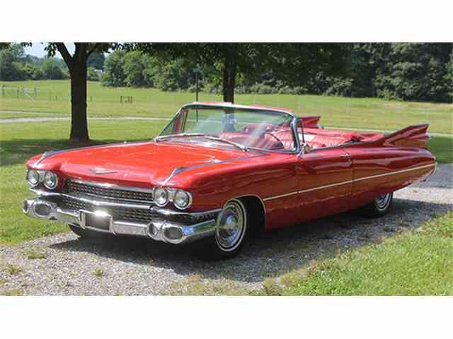 1959 Cadillac Series 62 | 1002278