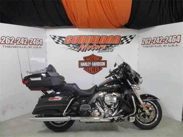 2016 Harley-Davidson® FLHTK - Ultra Limited | 1000228