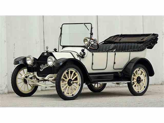 1914 Buick B-25 Touring | 1002282