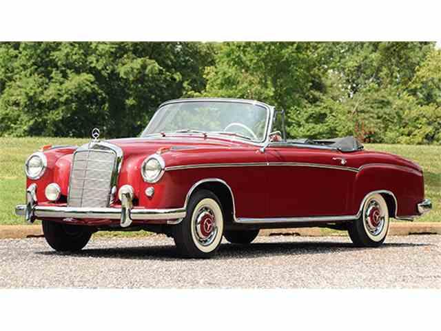 1960 Mercedes-Benz 220SE | 1002285
