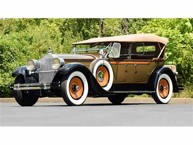 1928 Packard Eight Five-Passenger Phaeton | 1002287