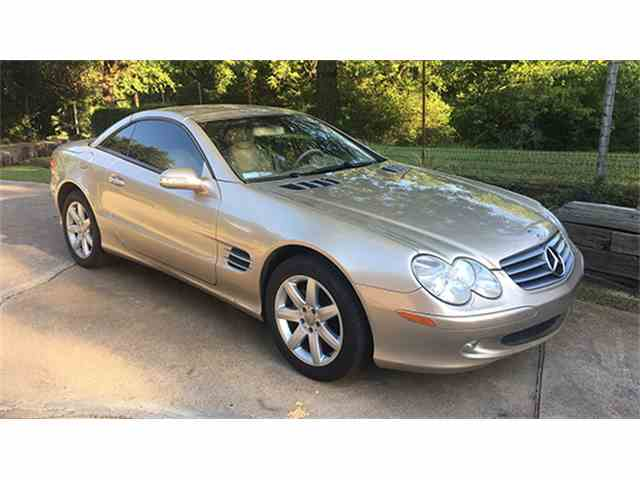 2003 Mercedes-Benz SL 500R Convertible | 1002288