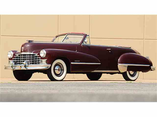 1946 Cadillac Series 62 Convertible Coupe | 1002289
