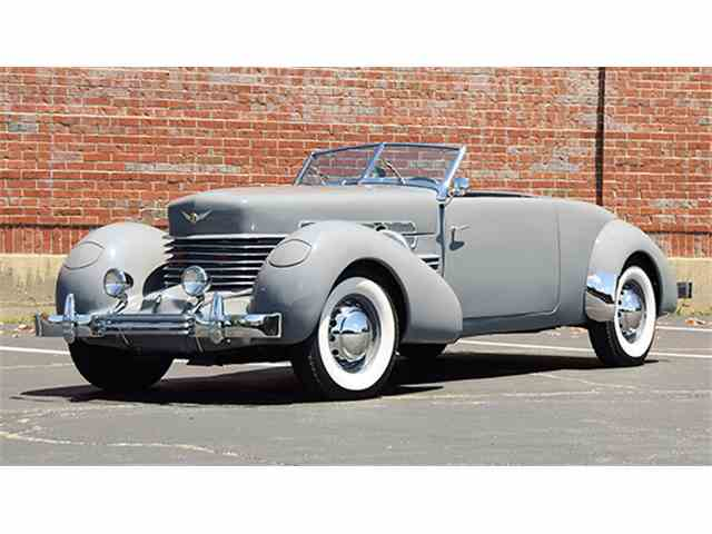1937 Cord 'Sportsman' Convertible Coupe Replica | 1002290