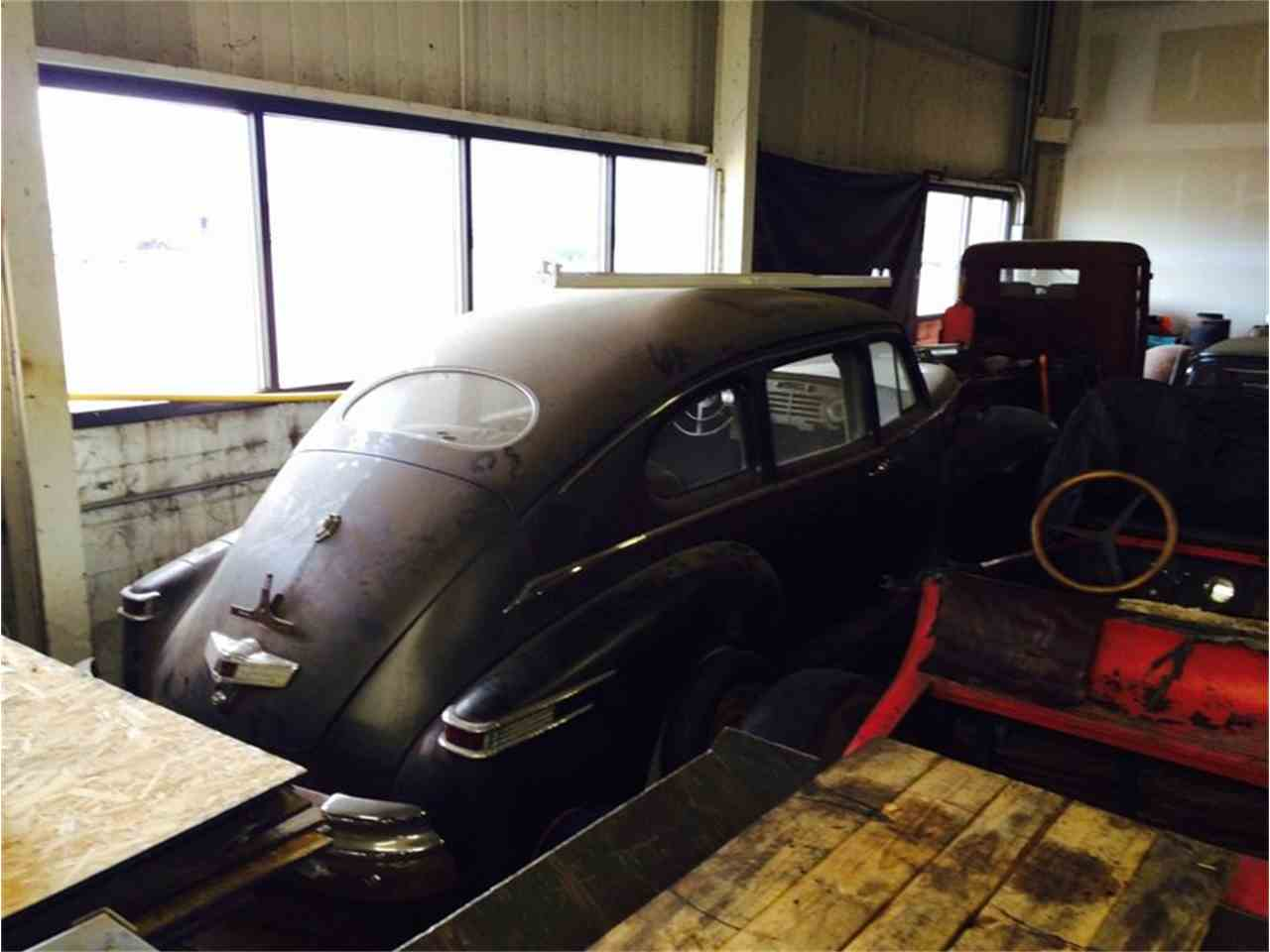 1948 Lincoln Zepher 12 cyl No motor or seats for Sale - CC-1002296
