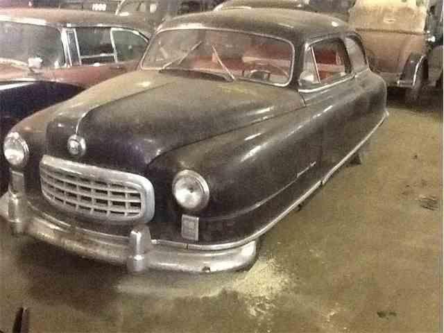 1950 Nash 2 dr Sdn | 1002299