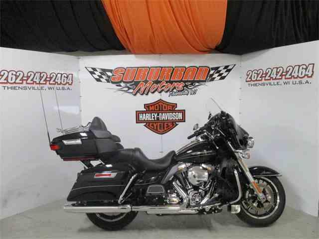 2016 Harley-Davidson® FLHTK - Ultra Limited | 1000230