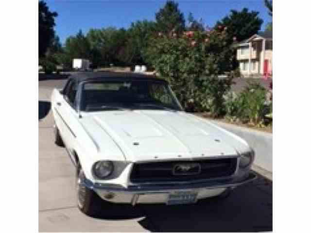 1967 Ford Mustang   1002302