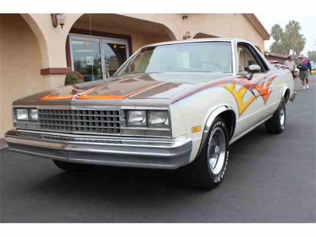 1983 Chevrolet El Camino | 1002303