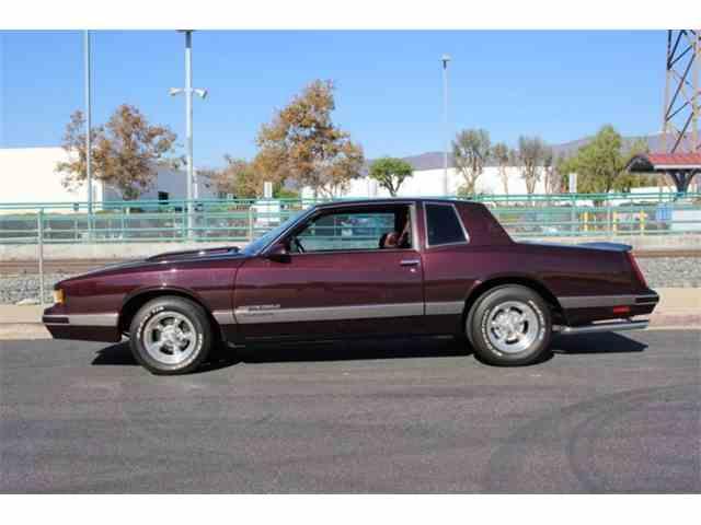 1986 Chevrolet Monte Carlo | 1002309