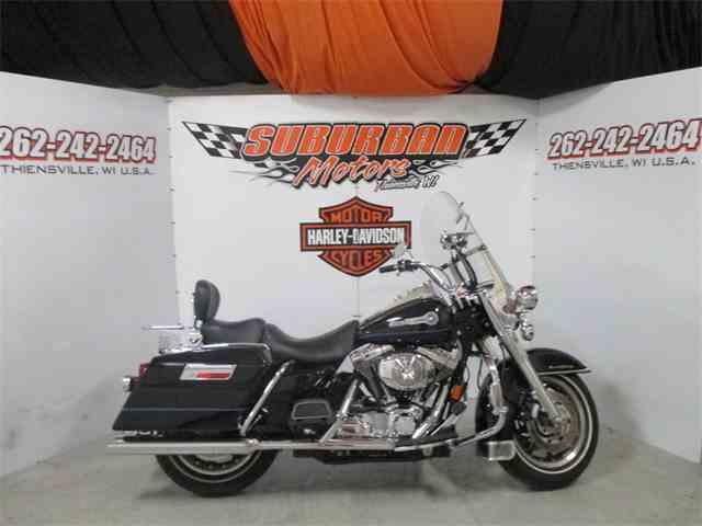 2006 Harley-Davidson® FLHR - Road King® | 1000231