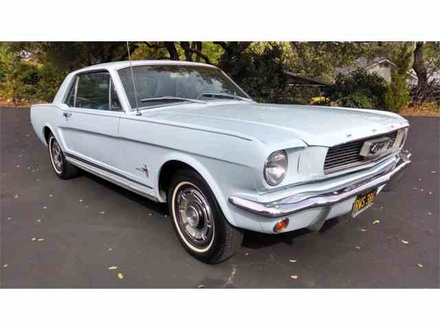 1966 Ford Mustang | 1002310