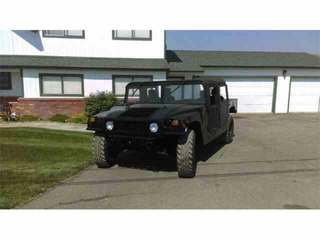 1985 AM General Hummer | 1002318